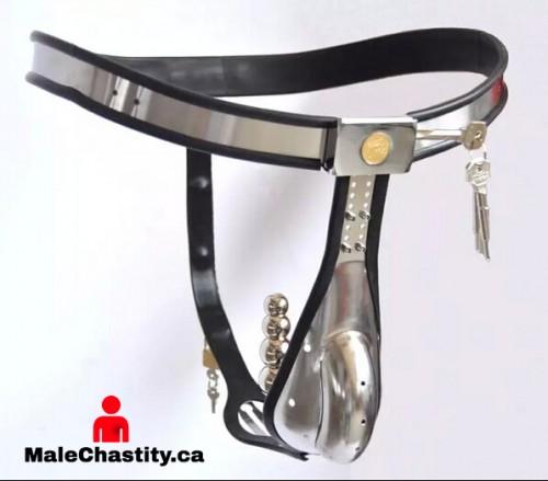 Amazoncom: men chastity belt
