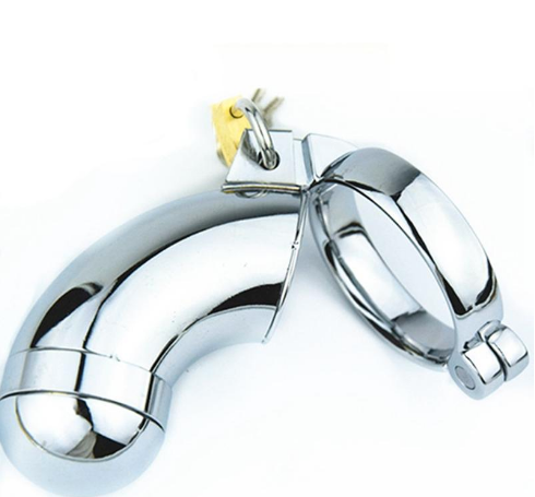 Male Chastity Metal Cages